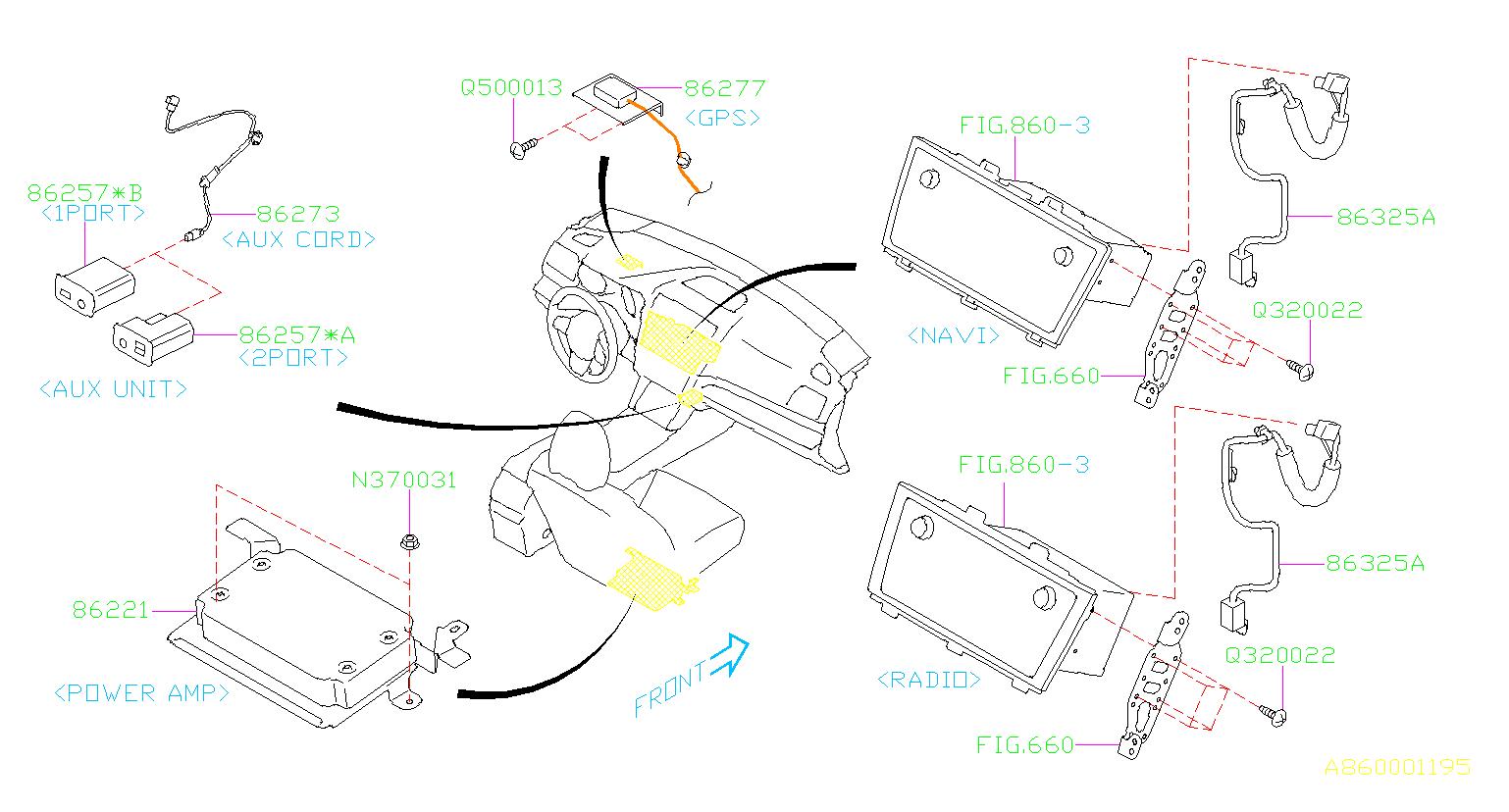 Subaru Legacy Radio Wiring Harness