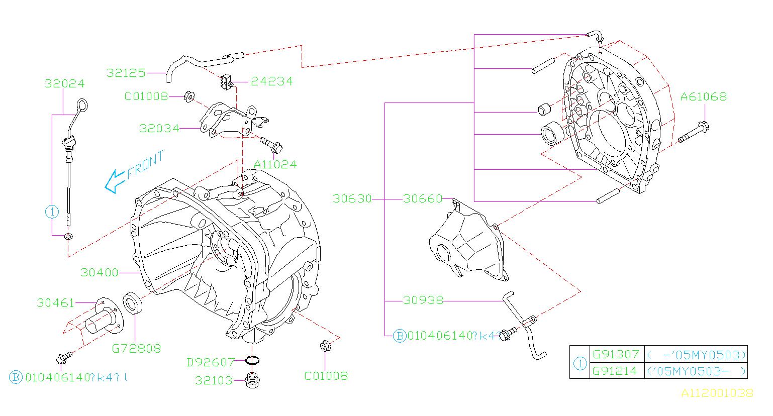 subaru impreza gauge assembly oil level transmission. Black Bedroom Furniture Sets. Home Design Ideas