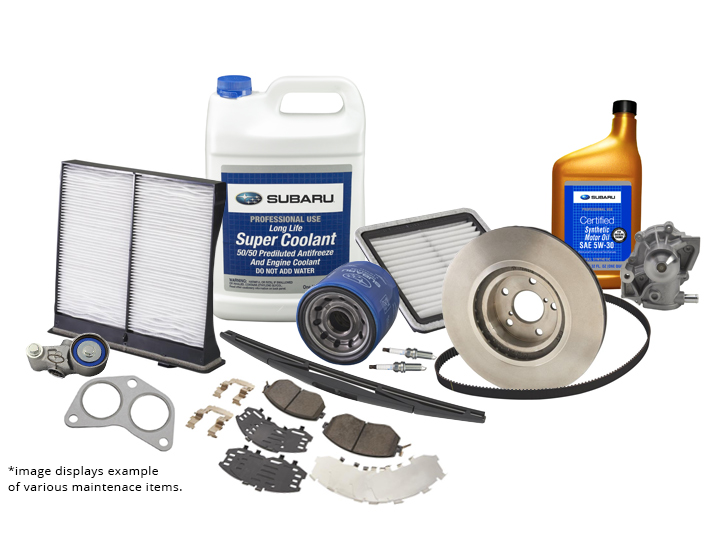 Maintenance Kit 01 - 3k - 2009 Outback 6 Cyl