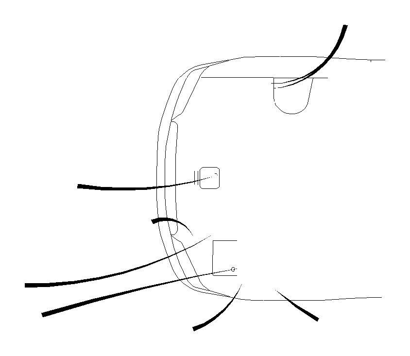 Subaru Baja Wiring Harness Usa   Front   Main  Electrical