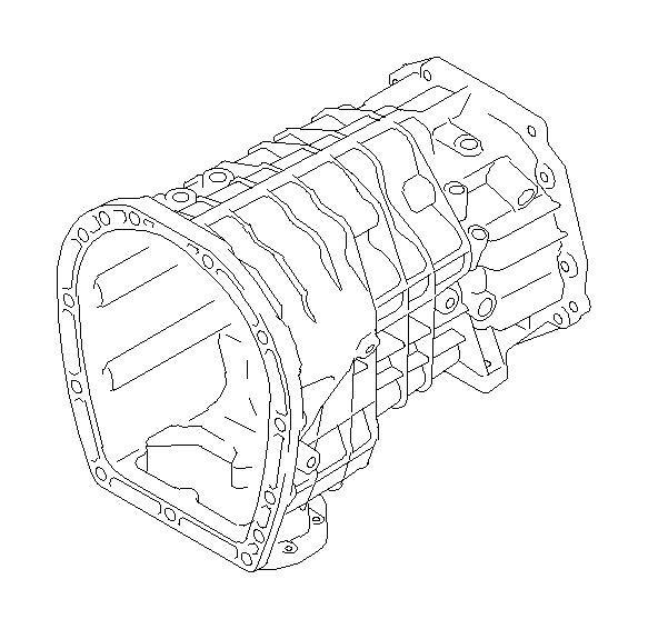 2016 Subaru Legacy Transmission: Subaru Legacy Case Complete-transmission. Oil, Pump, Pan