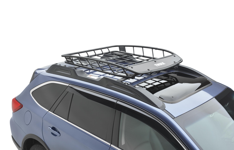 Subaru Outback Thule Heavy Duty Cargo Basket Easy Roof